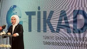 Emine Erdoğan: Batı merkezli ekonomik ve siyasi hegemonya, kadın ve çocuk haklarını bastırıyor