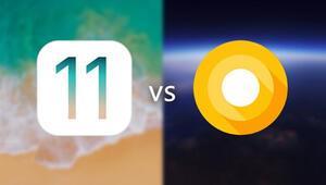 En iyisi hangisi OS 11 mi Android O mu