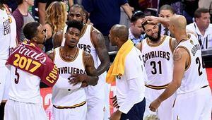 LeBron James ve Cleveland tarihe geçti
