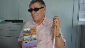 Görme engelli yazardan ikinci kitap