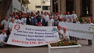 Toplu sözleşme ile Bakırçay işçilerine güvence