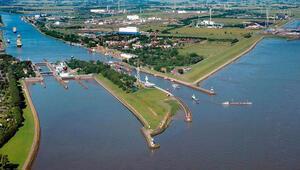 Kiel Kanalı nerededir
