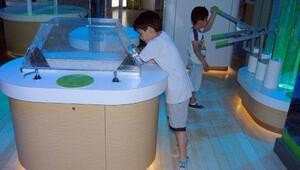 Çocuklara karne hediyesi; Bilim Merkezi