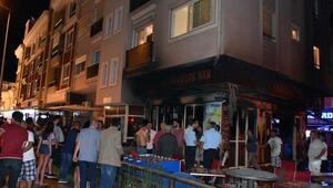 Marmariste yanan bar için turistler kampanya başlattı