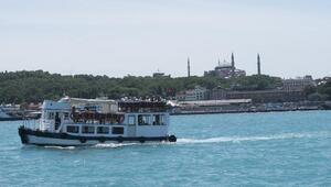 İstanbul Boğazında yine O  oldu