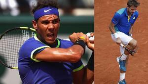 Nadal-Wawrinka finali... Şampiyon Nadal