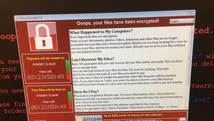 Windows 10un Wannacry zaafiyeti