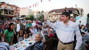 Büyükşehirden iftar sofrası