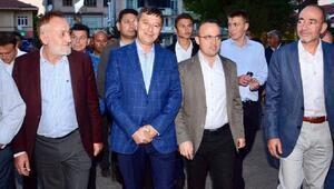 AK Partili Turan'dan Yenice'lilere referandum teşekkürü