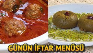 Bugün ne pişirsem Tarifleriyle iftar menüleri: Fıstıklı şekerpare tarifi