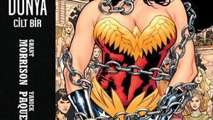 """En güçlü Amazon Prensesi """"Wonder Woman"""" Türkiye'de"""