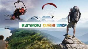 Kastamonu, Çankırı ve Sinopa Macera Turizmi