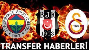 Beşiktaş, Fenerbahçe ve Galatasaray transfer haberlerinde 13 Haziran günlüğü