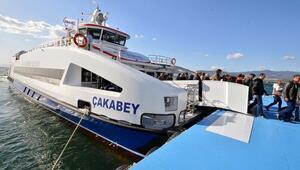 İzmirde toplu ulaşım bayramda yüzde 50 indirimli