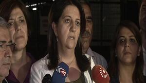 HDPli Buldan: Bu haksız ve hukuksuz gözaltı işlemini kınıyorum