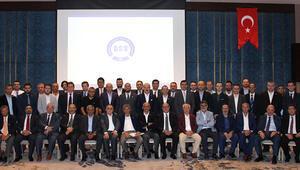Mesut Urgancılar yeniden OSS Başkanı seçildi