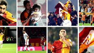 Futbolcu arkadaşlarından Sabriye destek; Sen bu kulübün efsanesisin