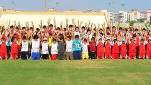 Haydi öğrenciler Yaz Spor Okuluna