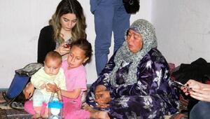 Ahbap Platformu üyeleri Suriyeli ailelerle iftar açıyor