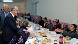Bünyandan iftar programları aralıksız sürüyor