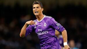 Ronaldo bütün isimleri solladı, Şampiyonlar Ligi tarihine geçti