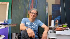 Türk ressamın eseri ustaların müzesinde sergilenecek