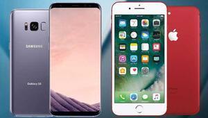 En çok satan hangisi: iPhone mu Samsung Galaxy mi