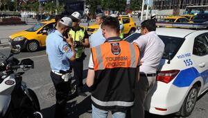 Taksimde Turizm denetimi ...