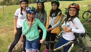 Çankayalı çocukların Yaz Doğa Kampı