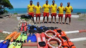 Geçen yıl 5 kişinin boğulduğu İnkumu sahilinde güvenlik önlemi