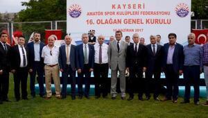 Kayseri ASKFde Soykarcı güven tazeledi