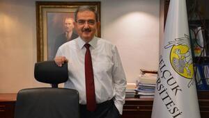 """Selçuk Üniversitesi Rektörü Şahin: """"Bu yıl Eczacılık Fakültemize öğrenci alıyoruz"""
