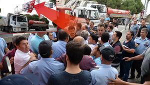 Kuyucakta Atatürk takı krizi