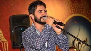 Ramazan etkinliğinde sanatçı Güney fırtınası