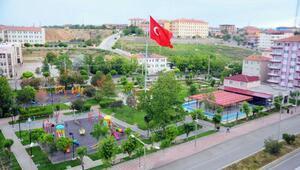 Yerköy Belediyesi dinlenme alanlarını düzenledi