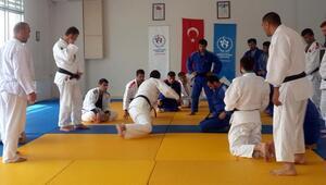 Judocular Başkent kampında