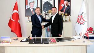 Kastamonuspor 1966, teknik direktör Tarık Daşgünle sözleşme imzaladı