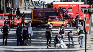Pariste güvenlik alarmı