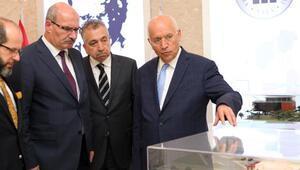 Başkan Yaşar: Onkolojiden gelen mektuplar bana yetiyor