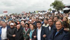 CHPnin Adalet Yürüyüşünde 6ncı gün (3)