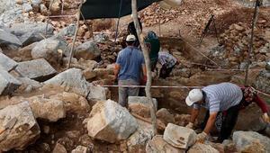 Termessos Antik Kentinde bulundu 2300 yıllık
