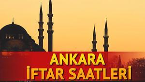 Ankarada iftar saat kaçta İşte Ankara Ramazan İmsakiyesi
