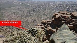 Herekolda PKKnın 3 mağarasında 18 ton malzeme ele geçirildi