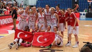 Türkiye Yunanistan Avrupa Kadınlar Basketbol Şampiyonası maçı ne zaman saat kaçta hangi kanalda
