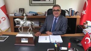TJK Başkanı Yasin Kadri Ekinci, Gazi Koşusu öncesi DHAya konuştu