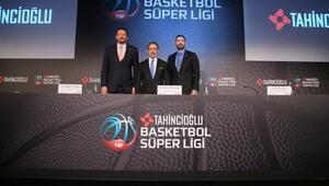 Tahincioğlu, Basketbol Süper Ligi isim sponsoru oldu