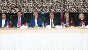 Atatürk Üniversitesi, Gazetecileri ağırladı