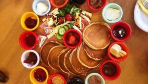 İstanbul'un en iyi pancake mekanları