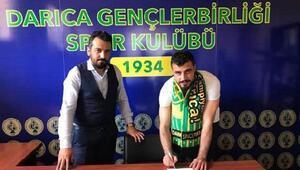 Darıca Gençlerbirliği Mehmet Yenileri transfer etti