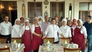 Mardinli Ebru, dünyanın en iyi 10 aşçısından biri oldu